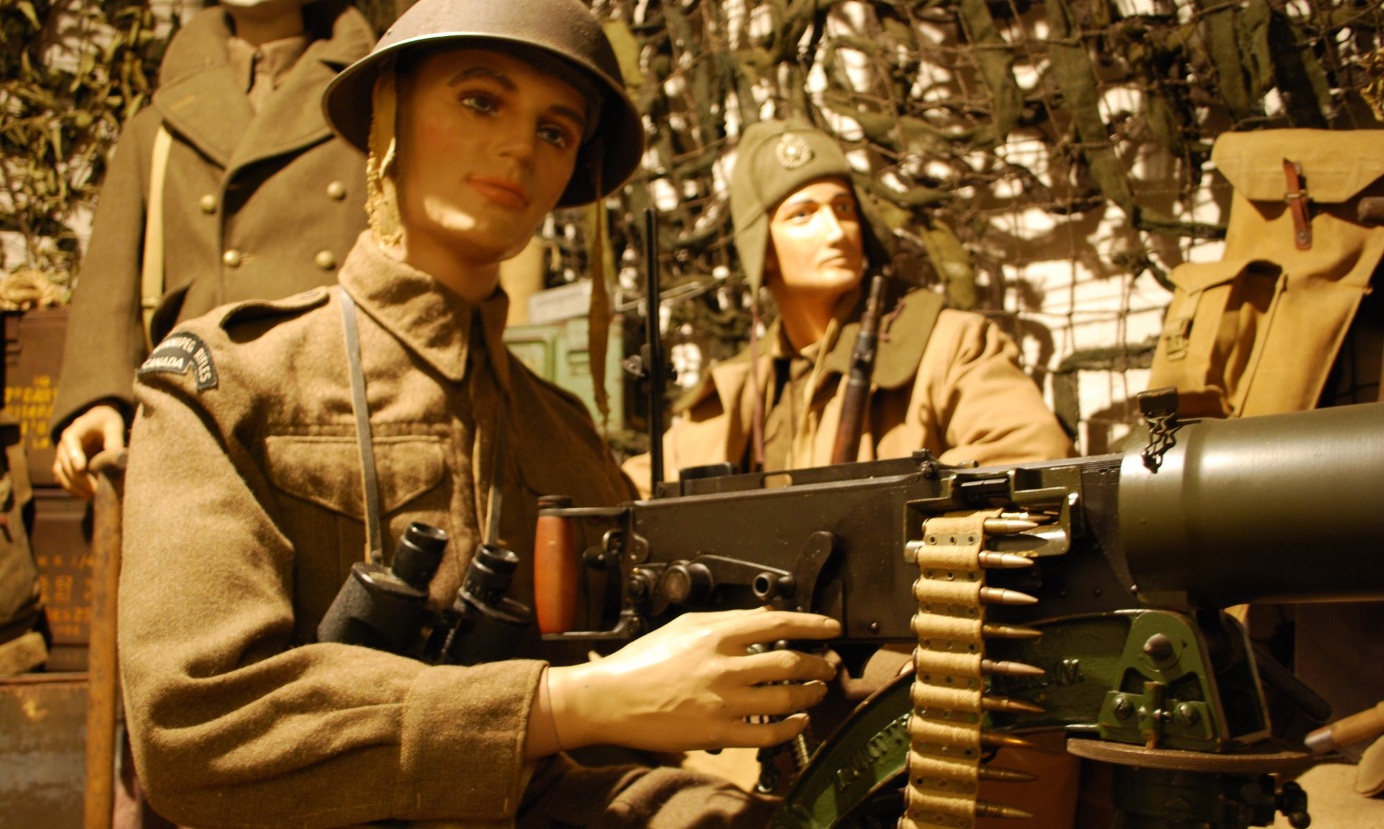 Oorlogsmuseum Switchback